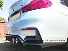 BMW F80 M3 F82 F83 M3 M4 Competition Carbon Fibre Rear Trims UK Stock Fast P&P