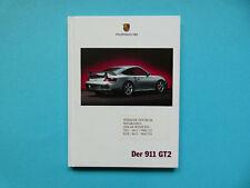 Prospekt / Buch / Katalog / Brochure Porsche 911 (996) GT2  07/02