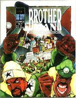 Brother Man Dictator Of Discipline Comic Book #5 FREE S/H Big City Comics