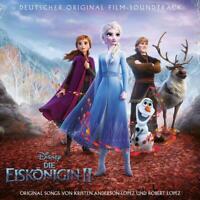 Die Eiskönigin 2 (Frozen 2) Soundtrack CD NEU OVP