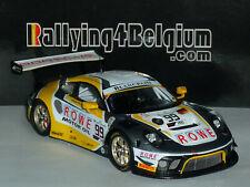 1/43 Spark Porsche 911 GT3 #99 ROWE Spa 24h 2019 Werner Capbell Olsen SB256