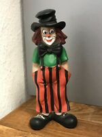 Gilde Clown ca. 21 cm. Top Zustand