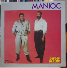 MANIOC DOUDOU DARLING FRENCH LP DISQUE TROPIC PROD. 1987