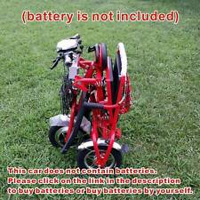 Foldable Portable Electric Mobility Scooter Motor Battery Power Elderly Tricycle