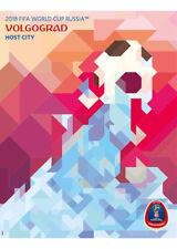 FIFA World Cup 2018 Russia OFFICIAL POSTER - Host City Volgograd