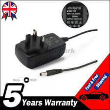 More details for new for bose soundlink mini compatible power adapter charger 12v ac 3pin mains