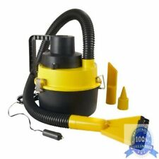 Car Vacuum Cleaner Wet & Dry Ultra Vac Hand & Air Inflator 12Volt Vehicle New