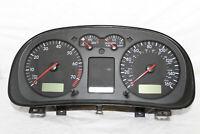 Speedometer Instrument Cluster 01 VW Jetta Dash Panel Gauges 26,581 Miles