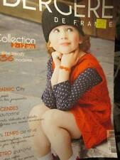 Bergere De France Livre Tricots Mains #168-Enfants 2-12 Ans