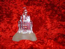 "80s New Walt Disney World Crystal Castle [ IRIS ARC CRYSTAL ] 5"""