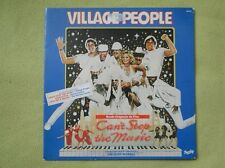 LP - VILLAGE PEOPLE - BO du film CAN'T STOP THE MUSIC