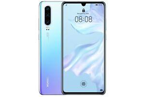Huawei P30 Breathing Crystal ELE-L29 128GB Sim Free / Unlocked Mobile Phone - A-