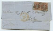 Chile Brief Valparaiso Islay 1856