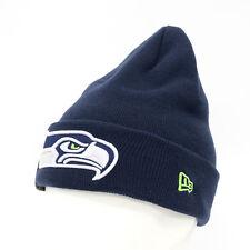 Era Seattle Seahawks Team Essential Cuff NFL Beanie