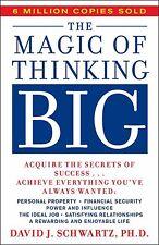 *New Paperback* THE MAGIC OF THINKING BIG by David Schwartz