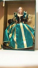 1994, Evergreen Princess Barbie, The Winter Princess Collection by mattel