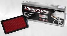 Pipercross PP1434 Vauxhall Astra G Mk4 98-04 petrol performance panel air filter