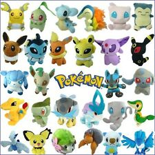 Pokemon Plush Character Soft Toy Stuffed Animal Collectible Doll Teddy
