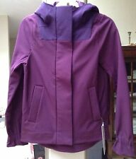 NWT Lululemon Studio Softshell Coat Jacket Zinfandel ~ Sz 2 (Fits Sz 4)
