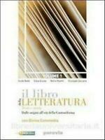 Libro della letteratura testi storia vol.2 PARAVIA Pearson cod:9788839533593