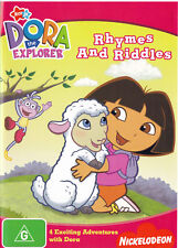 DORA the EXPLORER Rhymes and Riddles DVD R4 / PAL