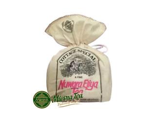 Mlesna Ceylon Black Tea Nuwaraeliya * Cottage Special * Loose Tea in Cloth Bags