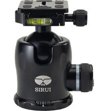 Sirui K-40x Ball Head 6 Yr USA Warranty 77lb Capacity