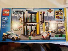 Lego Town City Police 3661-1 Bank & Money Transfer