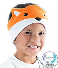 Headphones For Children Model Fox CozyPhones Comfort Tape With Helmets Secure