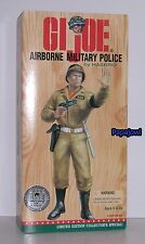 "GI Joe US Airborn Military Police 12"" Limited Edition Action Figure 1996"