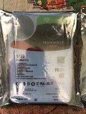 Seagate IronWolf Pro 14 TB NAS RAID Internal Hard Drive 7200 RPM ST14000NE0008