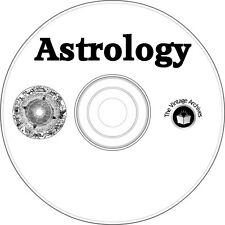 Astrology - Vintage Book Collection on CD