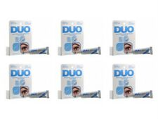 [Pack of 36] Duo Striplash Eyelash Adhesive White/Clear 0.25 oz Ardell