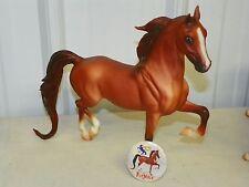 BREYER #770798 REJOICE Breyerfest Celebration National Show Horse Signed Button