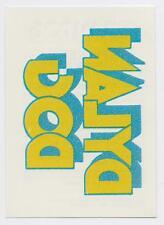 STICKER DYLAN DOG official stickers TRANSFER A CALDO transfert
