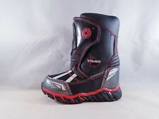 Skechers Vader Dark Boot Toddler's Boot 8023N/BKRD Size 7