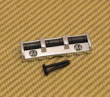"""RN001-C Chrome Guitar Roller Nut Fender Style for Strat & Tele 1-11/16"""""""