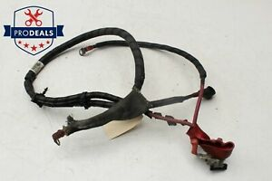 2009 Cadillac SRX 2009 2011 STS 3.6L Battery Positive Cable 13614412 OEM