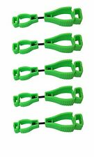 At01-5G 5Pcs Glove Clip Holder Safety Gear Attach Gloves Towels Glasses Helmets