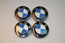 4 x Original BMW Nabendeckel Felgendeckel  68mm
