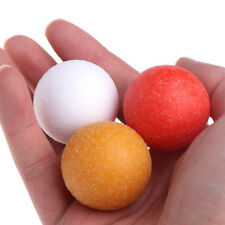 1pc 36mm Roughened Surface Foosball Table Soccer Ball Baby Foot Fussball Plastic
