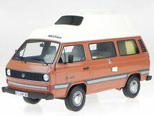 Vw T3a Westfalia techo alto marron coche en Miniatura30031 Premium Classixxs 1/1