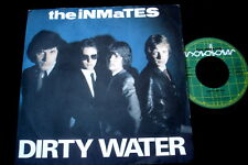 """THE INMATES/DIRTY WATER/FRENCH 7"""" SP"""