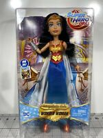 DC Super Hero Girls Intergalactic Gala Wonder Woman Doll Mattel - New