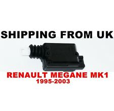 CENTRAL LOCKING MOTOR DOOR LOCK ACTUATOR for RENAULT MEGANE MK1 I 1995-2003