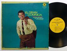 EL GRAN DOMINICA Los Grandes Exitos De LP La Flor 180 merengue ranchera   Bx217