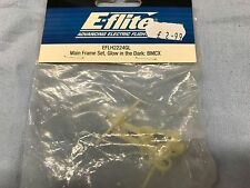 E-flite Blade main frame set glow in the dark BMCX  EFLH2224GL