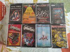Lote De Cassette Iron Maiden