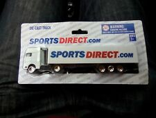 Sports Direct Model Truck Lorry Scale1:76 Diecast Car Collectors Box free uk p&p