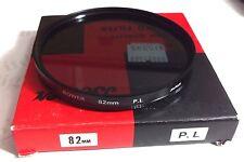 Bower 82mm PL POLARISEUR polarisant Polar lentilles filtre Japon haute qualité